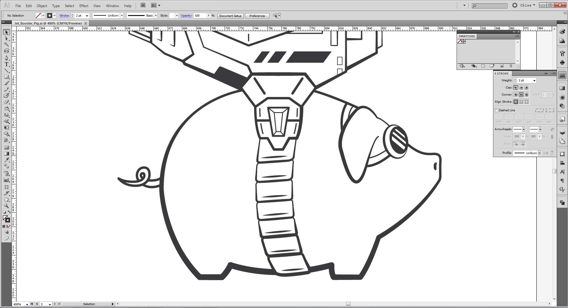 Jet_Booster_Pig_Detail
