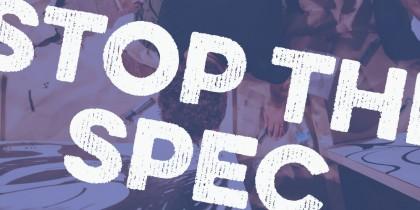 spec work in graphic design