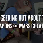 Why We're Totally Geeking Out About This Year's Weapons of Mass Creation Fest