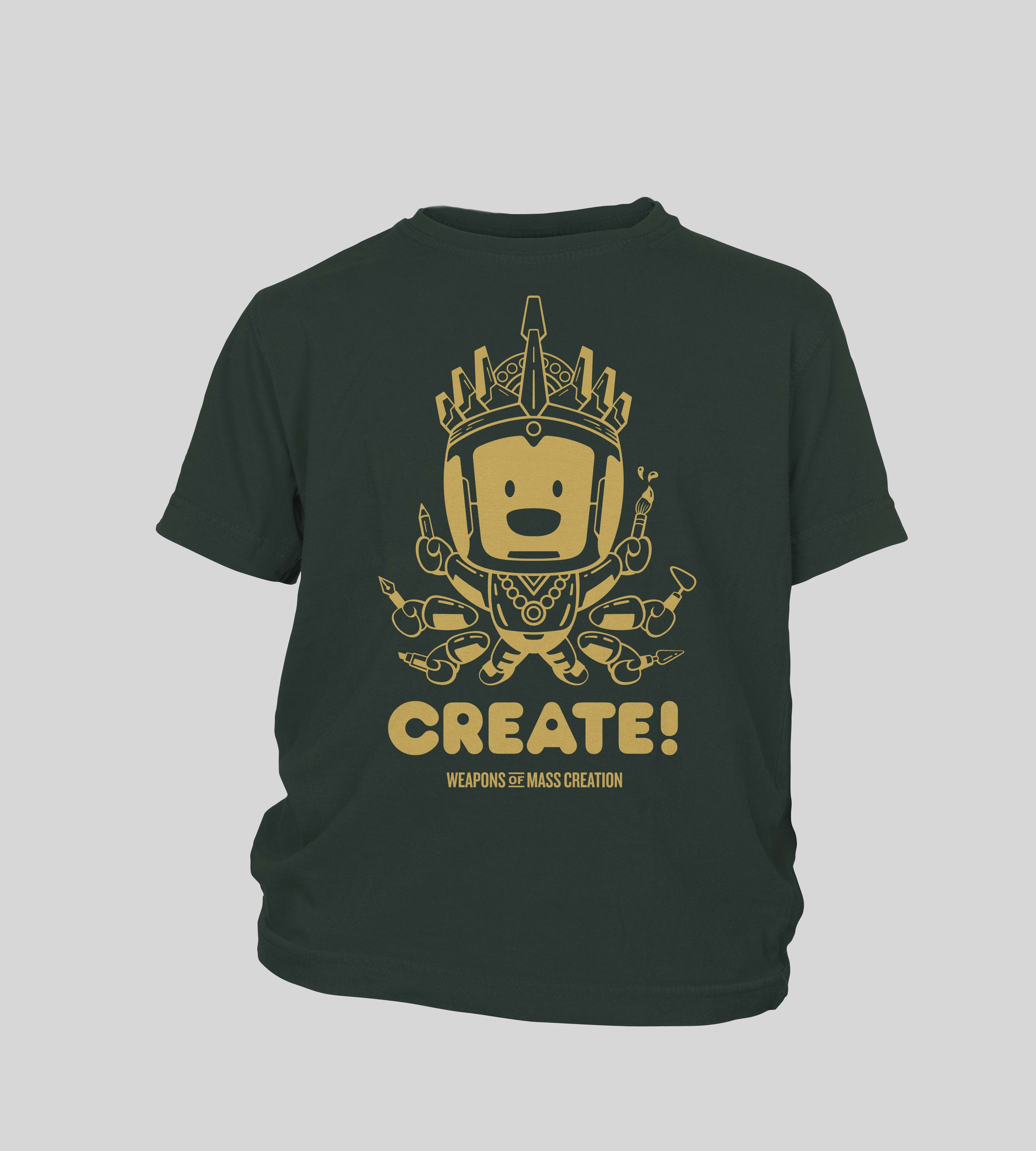 Design t shirt with illustrator - Positive And Negative Space In Illustrator