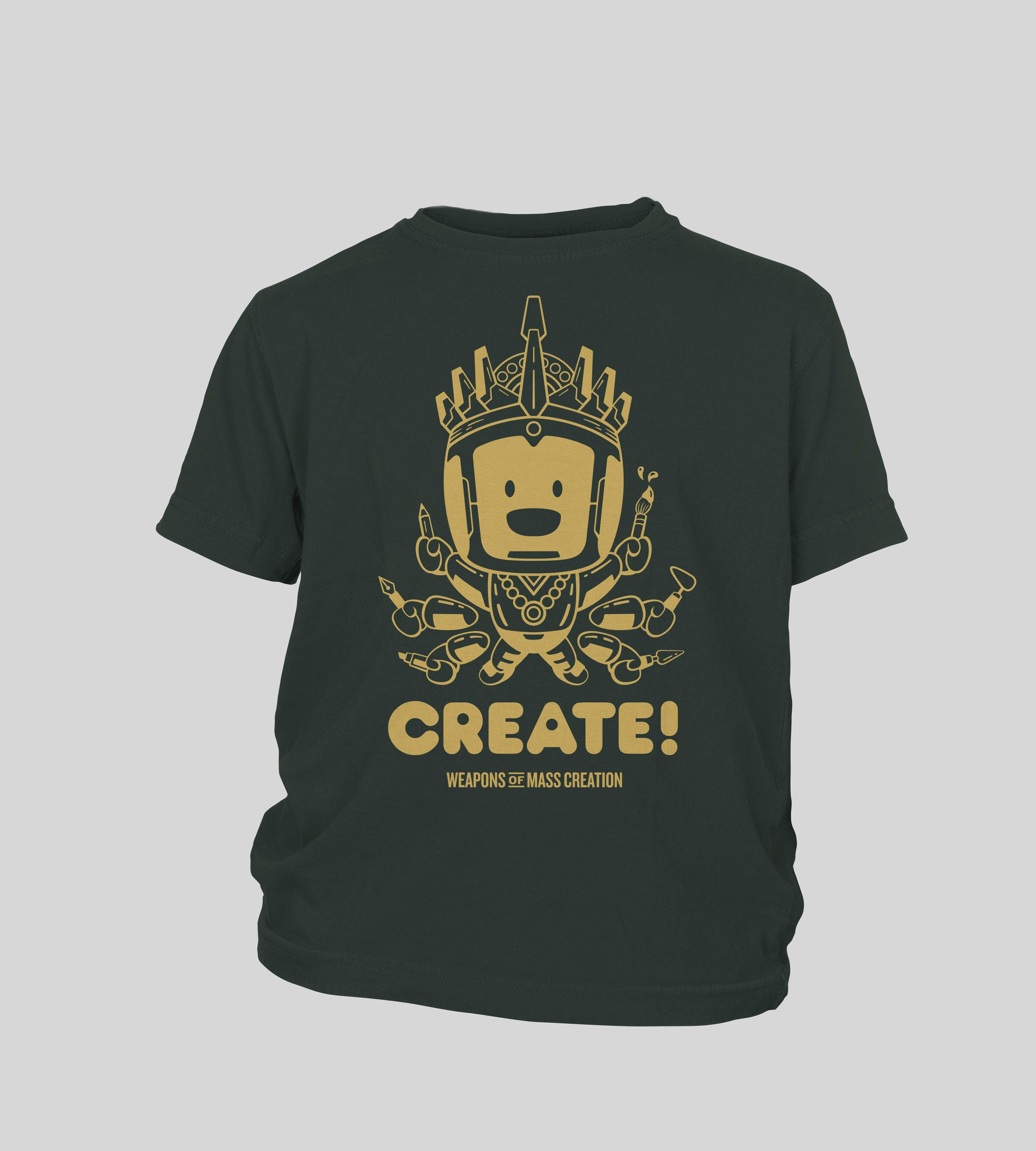 Design t shirt on illustrator - Positive And Negative Space In Illustrator