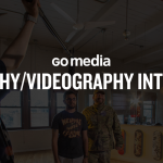 Photography/Videography Intern Needed at Go Media – Apply Now!