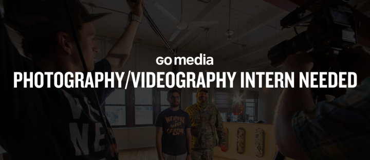 videography internship cleveland