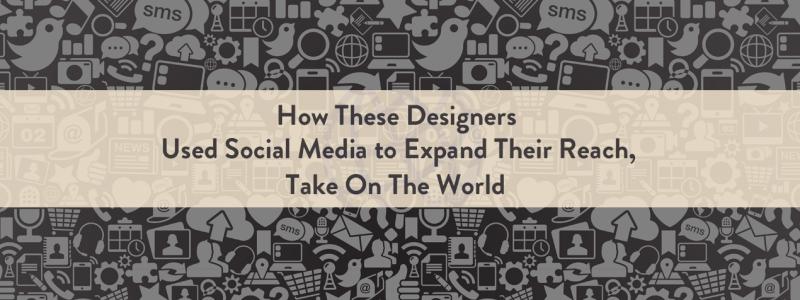 How Designers Use Social Media