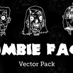 You'll Die Over These Zombie Vector Elements!
