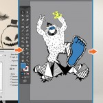 Print Poster Tutorial – Bringing Doodles and Sketches into Your Illustrator Workflow