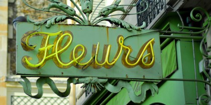 paris typography