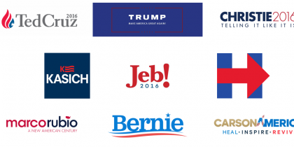 Super Tuesday, Super Logo Design Breakdown, Part 2