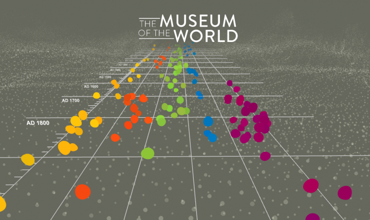 HTML5 Animation MUSEUM