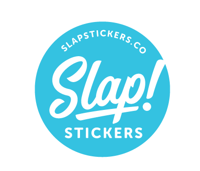 Slap!-Stickers_Logotypes