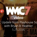 WMC Fest Video Update: Hello from Playhouse Square!