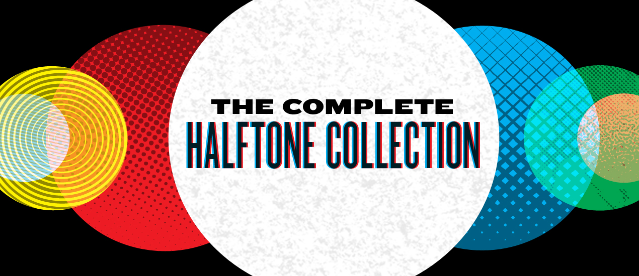 Complete Halftone Collection