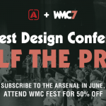 Subscribe to Go Media's Arsenal in June, Get 50% off WMC Fest Tickets