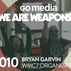Podcast: Live AMA about Weapons of Mass Creation Fest
