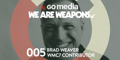 Weapons of Mass Creation Fest Podcast