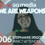 Podcast: Why Stephanie Irigoyen is a Weapon of Mass Creation