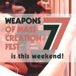 Ready for life-changing days? Join me for WMC Fest, this weekend!