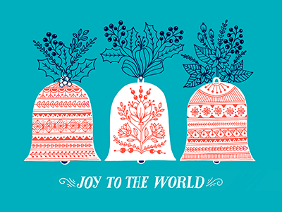 Joy to the World by Margaret Kimball