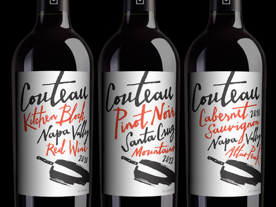 Couteau Wines by Emrich Office