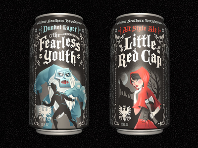 Beverage Packaging Design Inspiration