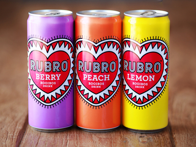 Rubro Ice Tea by Simon Frouws