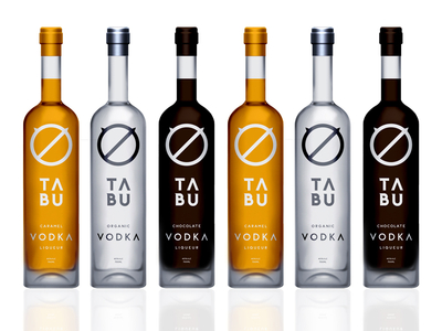 Tabu Vodka by Matt Vergotis
