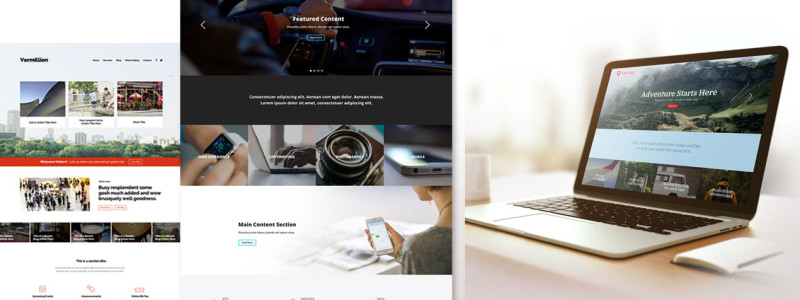 Best Web Theme 2016