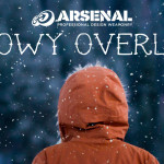 Download of the Day: Free Snowy Overlay