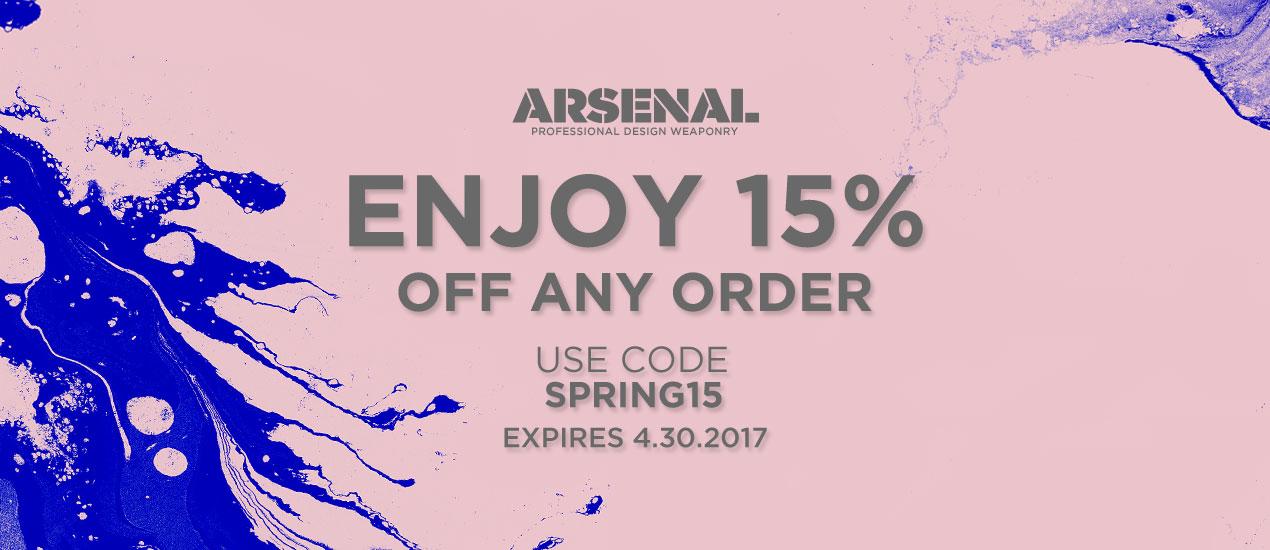 Arsenal Discount Code