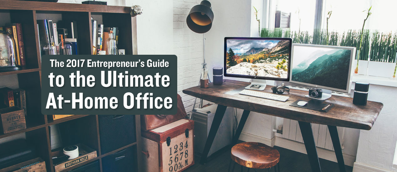 At-Home Office Inspiration