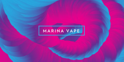 Product Line Branding for Marina Vape