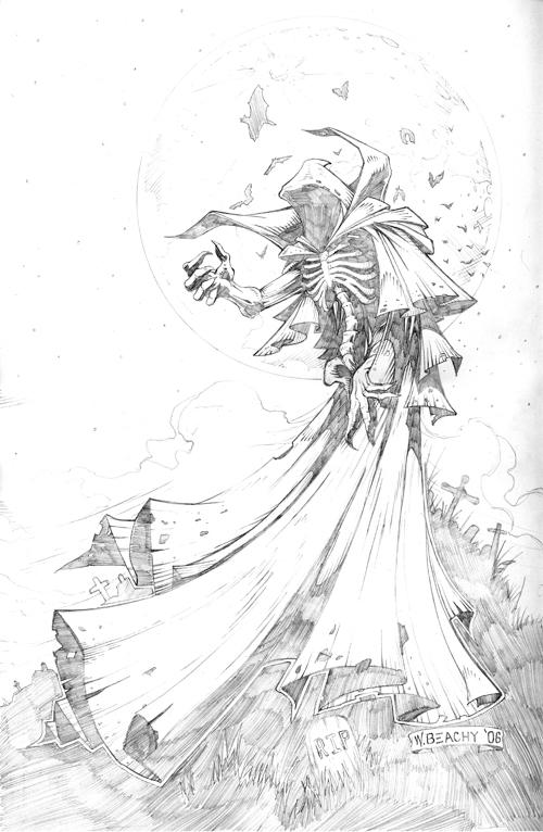 Ozz Fest Tight Illustration