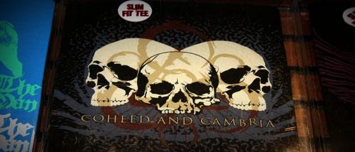 coheed and cambria shirt