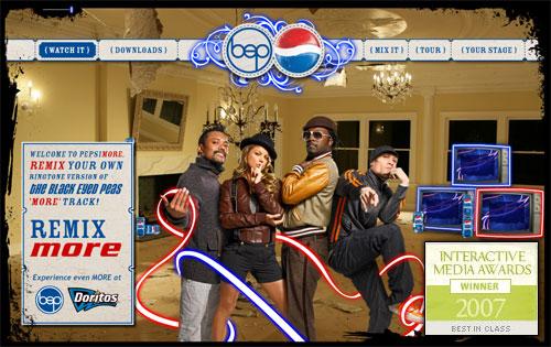 Pepsi More - IMA Best in Class Winner - Marketing
