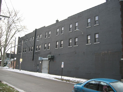 Side of Building