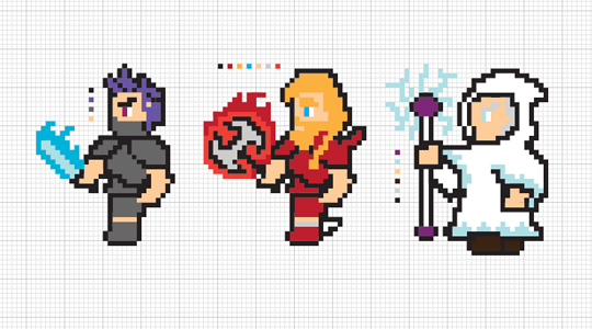 more 8-bit characters
