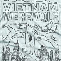 Vietnam Werewolf tee
