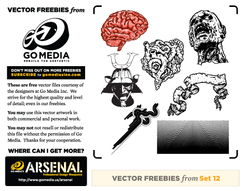 vector pack 12 free preview
