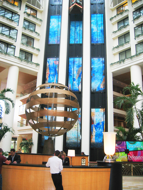 Orlando Marriott Create Chaos