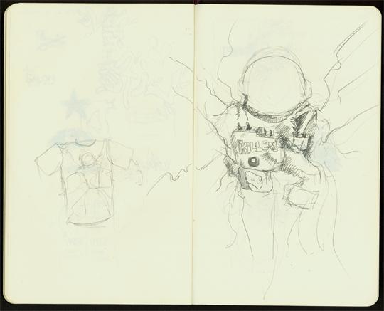 killers sketch