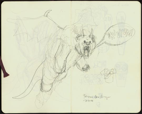 trivium sketch 2
