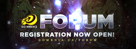 Go Media Forum now Open