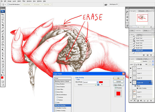 how to draw a hand 10