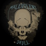 Illustrate a Malevolent Skull in 8 Steps