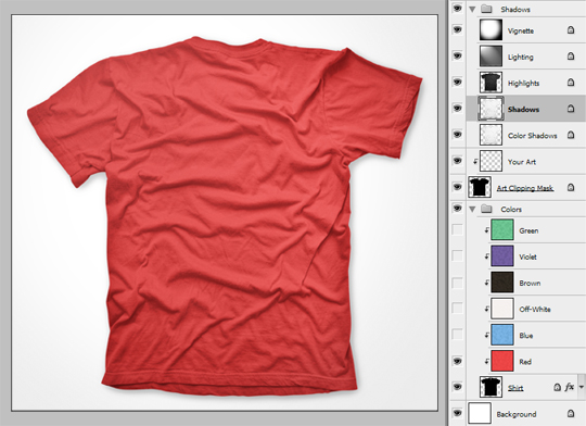 t-shirt template apparel mockup photoshop