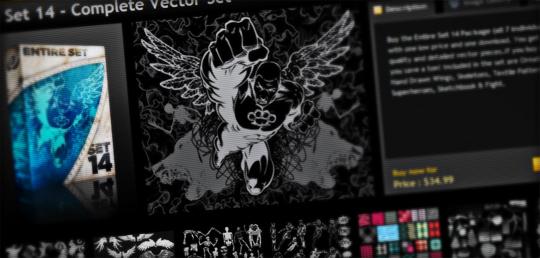 vector pack 14 screenshot