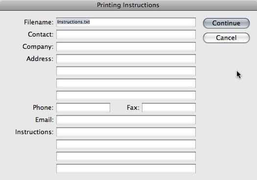 printing-instructions
