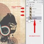 Design a Vintage Poster, Part II