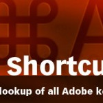 Adobe Shortcuts App – Free Download