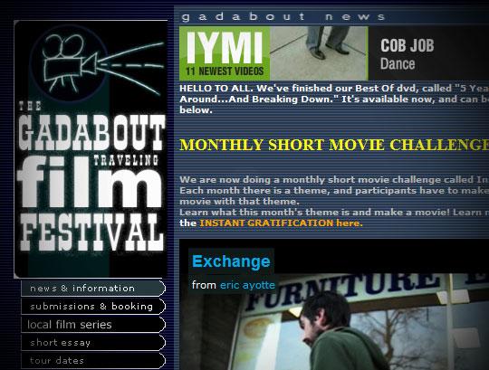 Gadabout Film Fest